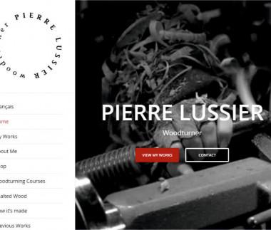 Pierre Lussier – Wood turner