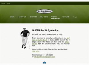Golf Michel Gregoire