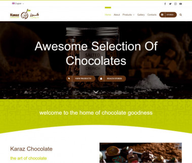 Karaz Chocolate
