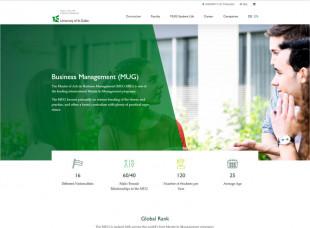 MUG-HSG (Master of Arts in Business Management)