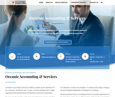 Oceanic Accounting