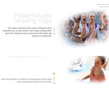Iyengar Yoga Horgen