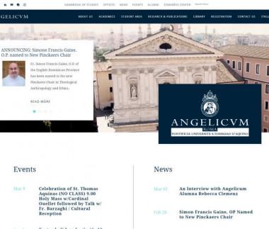 Pontifical University of St. Thomas Aquinas (Rome, Italy)