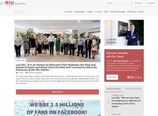Riu Hotels & Resorts Blog