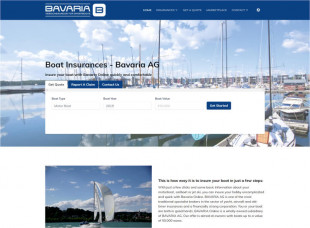 Sportbootversicherung by Bavaria AG