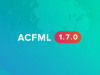 ACFML 1.7.0 Release Announcement