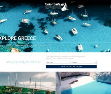 Ionion Sails Lefkada – Athens