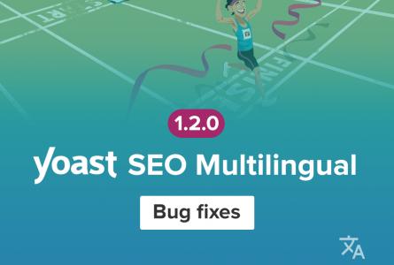 Yoast SEO Multilingual Version 1.2.0