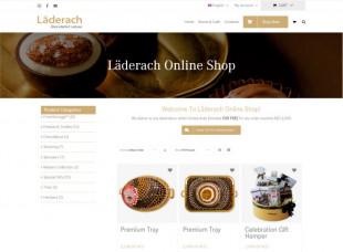 Läderach Online Shop