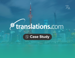Translations.com Case Study