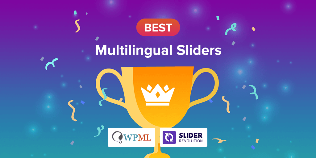 Best Multilingual Sliders