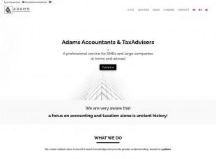 Adams accountants