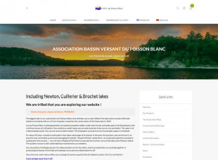 Lac Poisson Blanc Lake Association
