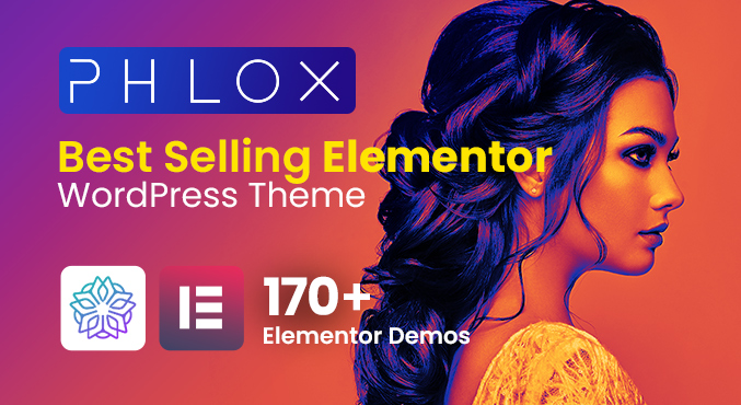 Phlox banner